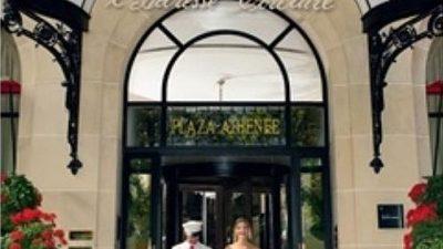 La suite Montaigne Market au Plaza Athénée : la vie de palace