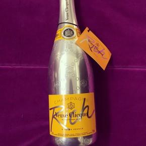 Veuve Clicquot Rich, la naissance d'un nouveau champagne