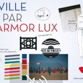 Deauville par Armor-Lux sera présentée le 26 juin prochain