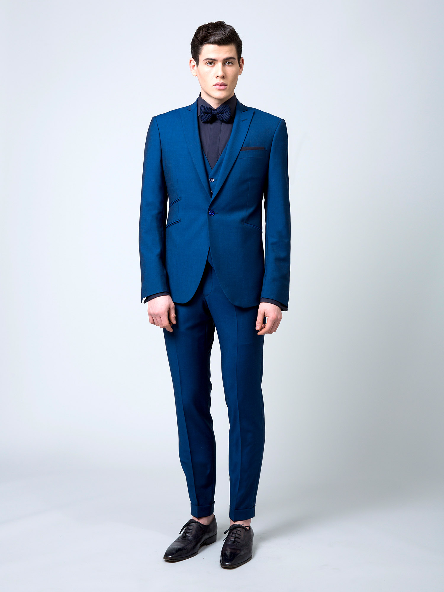 11 costume bleu canard home 1500 luxsure