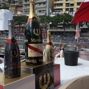 Mon aventure G.H Mumm au Grand Prix de Monaco