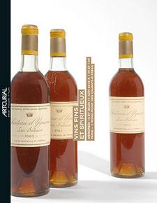 Envolée des Bourgognes blancs chez Artcurial