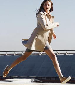 Fashion Week 2015 : Lacoste remets ses origines au goût du jour pour la Femme