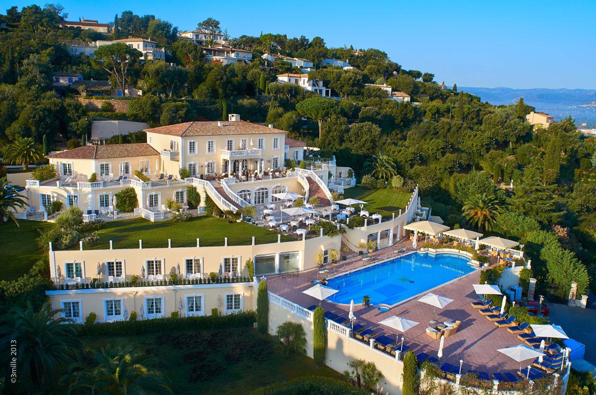 Hotel A St Tropez  Etoiles