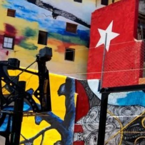 A l'occasion de la 12 biennale d'Havane, Louis Vuitton réinvestit Cuba.