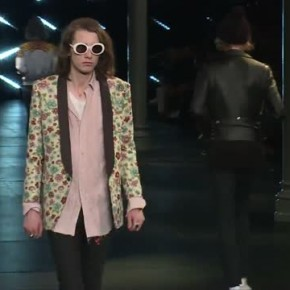 Saint Laurent, Collection Homme Printemps/Eté 2016, Paris