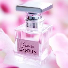Jeanne de Lanvin: le parfum se fait encore plus gourmand pour cet été.