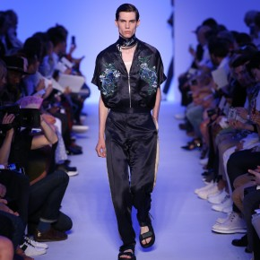 Kim Jones le crie haut et fort : « Attrape moi si tu peux ! » , collection Louis Vuitton SS 2016