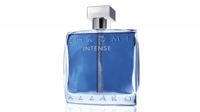 Le Chrome Intense D'Azzaro : un azur rendu intemporel