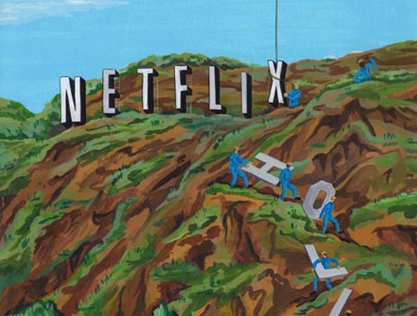 Netflix sur le point de révolutionner le cinéma ?