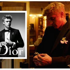 Un Rendez-vous avec l'élégance : attendre une inconnue en Dior