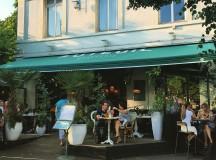 Brasserie d'auteuil, brasserie de l'été