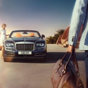 ROLLS-ROYCE DAWN – Le luxe d'un cabriolet sans concession