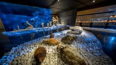 Hublot a l'honneur d'annoncer l'ouverture de l'exposition «Le trésor englouti. L'épave d'Anticythère»