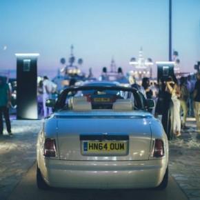Rolls Royce présente ses nouveautés dans son studio de Porto Cervo
