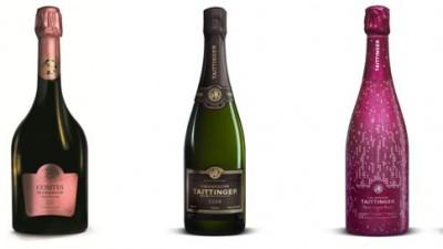 Champagne Taittinger / Fêtes de fin d'année