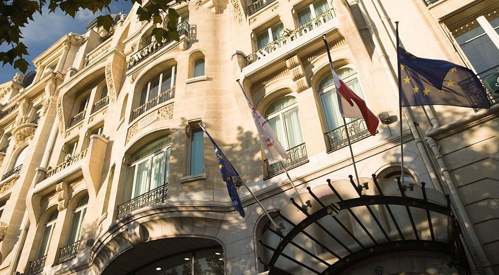 L'Afternoon tea', aussi pour les enfants au Marriott Champs Elysées !