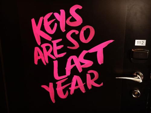 SPG Keyless, les clés c'est du passé