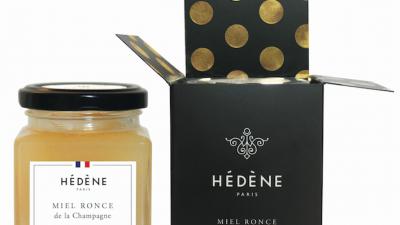Le miel de Ronce de Champagne par Hédène x La Grande Epicerie
