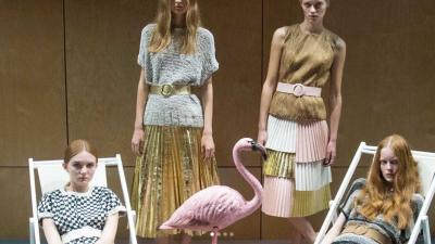 Fashion Week et nouveaux talents : Défilé DROMe