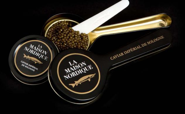 une cuill re de caviar pour no l avec la maison nordique. Black Bedroom Furniture Sets. Home Design Ideas