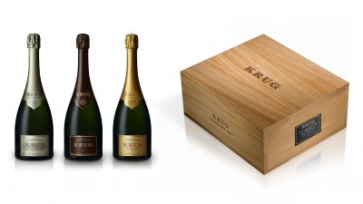 Krug coffret du point à l'univers 2003 – Noël 2015