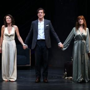 Jaeger-Lecoultre: partenaire de «Old Times» la pièce jouée par Clive Owen à Broadway