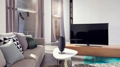 Samsung Audio 360 : quand le son devient objet de décoration