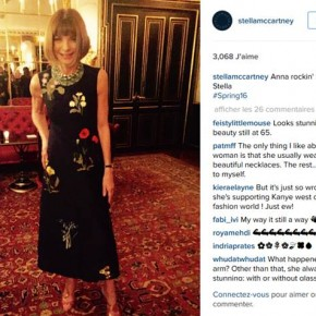Dans les coulisses du dîner Vogue & Instagram pour la Paris Fashion  Week