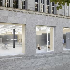 Acne Studios ouvre un nouveau flagship store à Berlin
