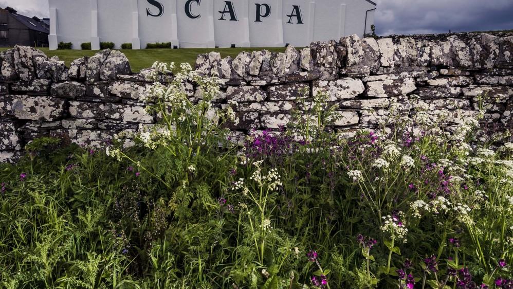 A la découverte de SCAPA Skiren