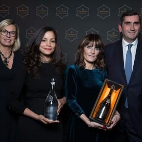 Veuve Clicquot – Découvrez les lauréates du Prix Clémentine et du Prix de la Femme d 'Affaires 2015