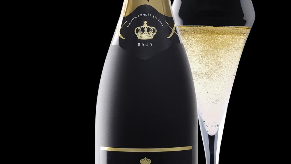 X Gold – la fine bulle dorée des fêtes de fin d'année
