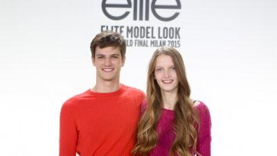 TRISTAN (FRANCE) REMPORTE LA 32EME FINALE INTERNATIONALE DU CONCOURS ELITE MODEL LOOK A MILAN