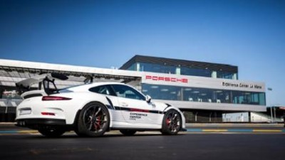 Ouverture du Porsche Experience Center Le Mans