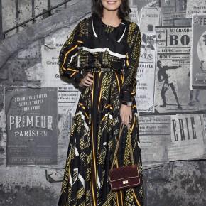 Chanel, Défilé Métiers d'Art Paris in Rome 2015/16, les peoples