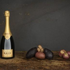 Krug and Potato by Sébastien Gaudard