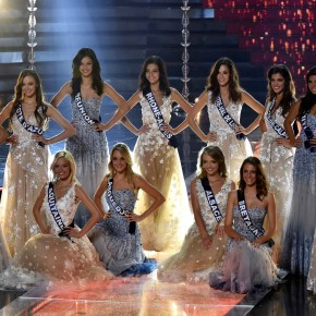 Tony Ward Habille Miss France