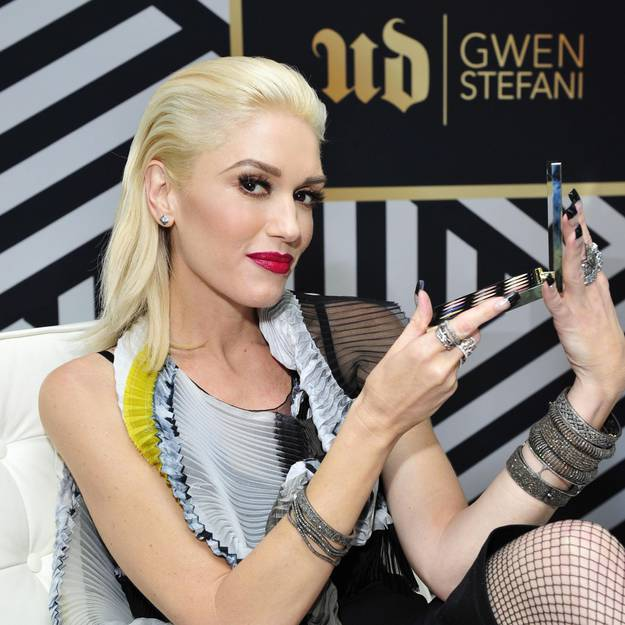 Urban Decay lance la palette Gwen Stefani