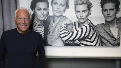 GIORGIO ARMANI NEW NORMAL – CAMPAGNE PUBLICITAIRE  PRINTEMPS-ETE 2016