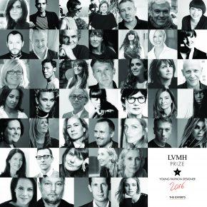 LVMH ANNONCE LA LISTE DES 8 FINALISTES DU PRIX LVMH 2017 POUR LES JEUNES CREATEURS DE MODE