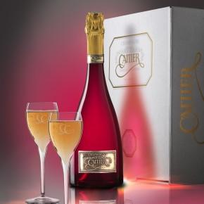 Le champagne rosé a-t-il autant la cote auprès de cupidon ?
