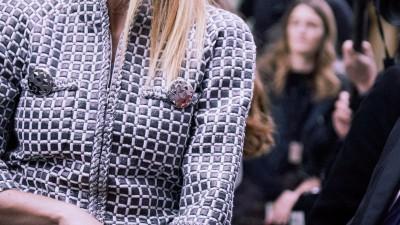 Les stars au défilé CHANEL Haute Couture Printemps-Eté 2016