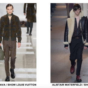 FASHION-WEEK MEN FALL WINTER 2016-2107