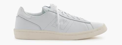 J.CREW présente de nouveau sneakers