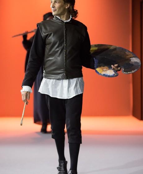Paris Fashion Week – Homme AH 2016-2017 : Défilé Agnès B.