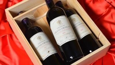 Un cadeau sympa pour la Saint-Valentin : Château Grand Ormeau