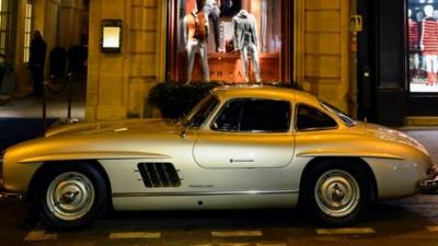 Soirée ouverture de Rétromobile lundi 1er fevrier/ Ralph Lauren et Profirst – Saint Germain  des Prés