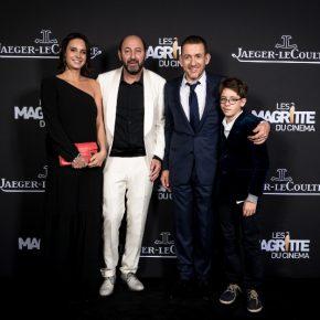 Jaeger-LeCoultre célèbre le cinéma belge aux Magritte du Cinéma