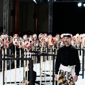 Paris Fashion Week – Homme AH 2016-2017 : défilé Henrik Vibskov